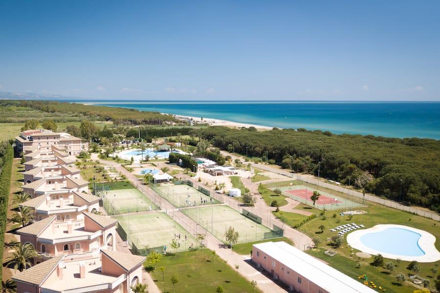 Bv Airone Resort - La struttura