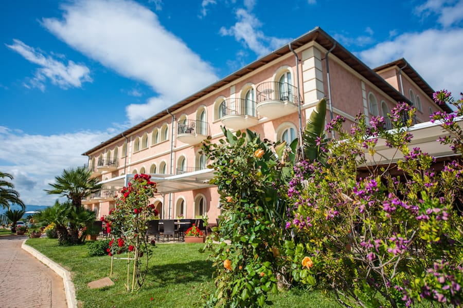Bv Airone Resort - Camere