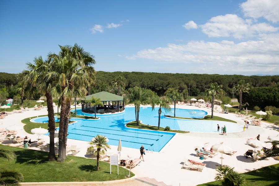 Bv Airone Resort - Piscina