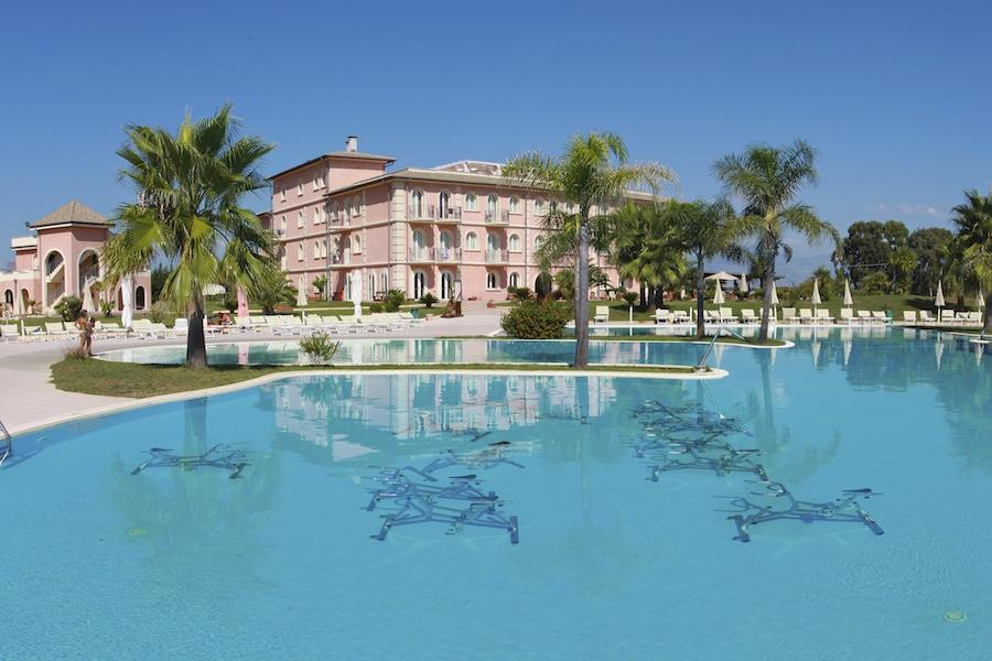 Bv Airone Resort - Struttura