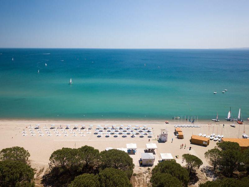 Bv Airone Resort - Spiaggia